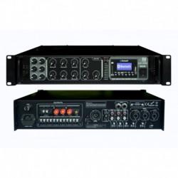 WZMACNIACZ DCB-180BC+BT MP3 - 180W - BLUETOOTH - BEZ RADIA