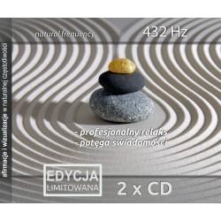 Profesjonalny relaks i Potęga Świadomości 432 Hz