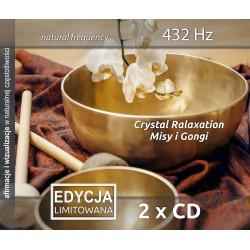 Crystal Relaxation & Misy i Gongi 432 Hz