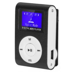 Odtwarzacz MP3 z wyświetlaczem na kartę microSD