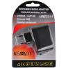 Zasilacz sieciowy USB - do odtwarzaczy MP3