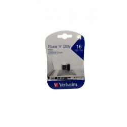 Verbatim Pendrive 16GB Nano Store USB 2.0