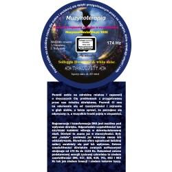 Solfeggio Harmonic & white noise - 174 Hz – Narodziny