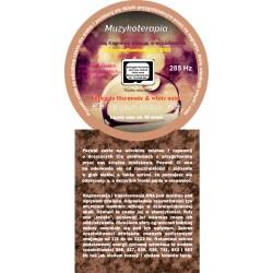 Solfeggio Harmonic & white noise - 285 Hz – Pierwszy oddech