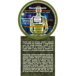 Solfeggio Harmonic & white noise - 852 Hz – Duchowość i jasnowidzenie