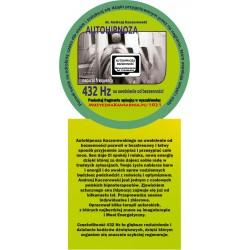 Autohipnoza na uwolnienie od bezsenności 432 Hz
