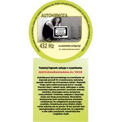 Autohipnoza na uwolnienie od depresji 432 Hz