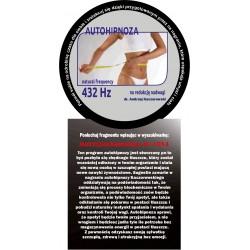 Autohipnoza na redukcję nadwagi 432 Hz