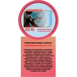 Autohipnoza na uwolnienie od nikotyny 432 Hz