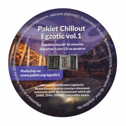 Pakiet Chillout Egzotic vol.1