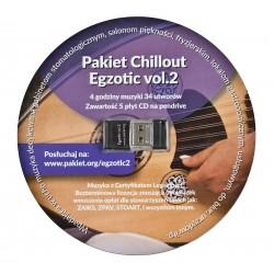 Pakiet Chillout Egzotic vol.2