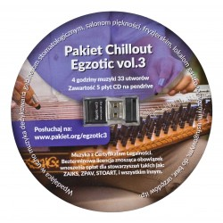 Pakiet Chillout Egzotic vol.3