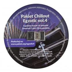 Pakiet Chillout Egzotic vol.4