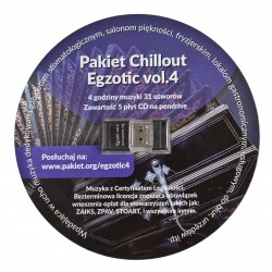 Pakiet Chillout Egzotic vol.4