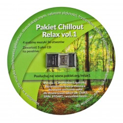 Pakiet Chillout Relax vol.1