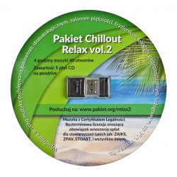 Pakiet Chillout Relax vol.2