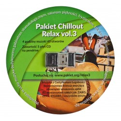 Pakiet Chillout Relax vol.3