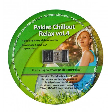 Pakiet Chillout Relax vol.4