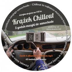 Krążek Chillout - muzyka do samochodu